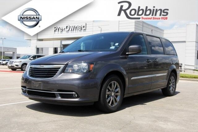2016 Chrysler Town & Country S Houston TX