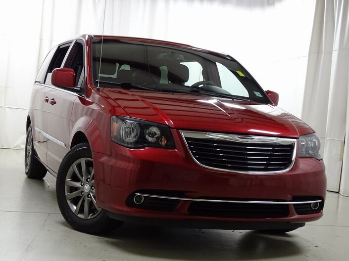 2016 Chrysler Town & Country S Raleigh NC