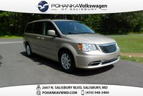 2016 Chrysler Town & Country Touring ** LEATHER & REAR DVD ** GUARANTEED FINANCING **