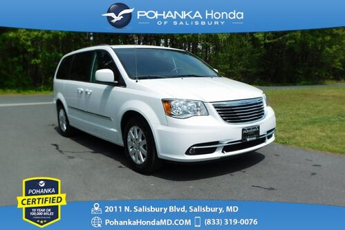 2016_Chrysler_Town & Country_Touring ** REAR DVD ENTERTAINMENT ** BEST MATCH **_ Salisbury MD
