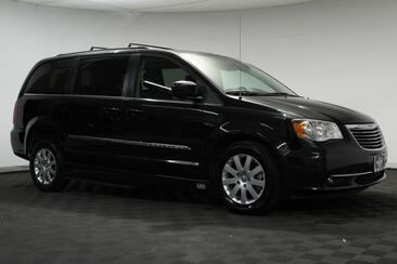 2016_Chrysler_Town & Country_Touring AMS Wheelchair Conversion Van_ Houston TX