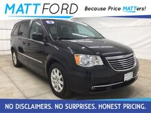 2016_Chrysler_Town & Country_Touring_ Kansas City MO