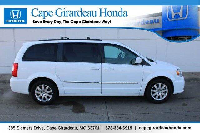 2016 Chrysler Town & Country Touring Cape Girardeau MO