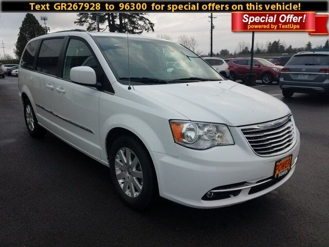 2016 Chrysler Town & Country Touring Corvallis OR
