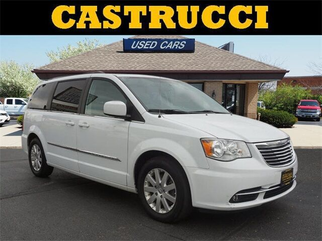 2016 Chrysler Town & Country Touring Dayton OH