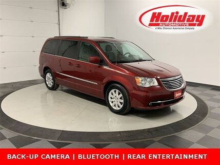2016_Chrysler_Town & Country_Touring_ Fond du Lac WI