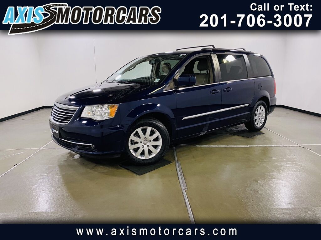 2016 Chrysler Town & Country Touring Jersey City NJ