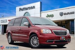 2016_Chrysler_Town & Country_Touring-L_ Wichita Falls TX