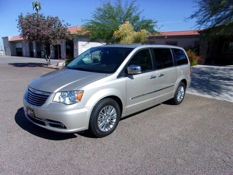2016 Chrysler Town & Country Touring-L Anniversary Edition Apache Junction AZ