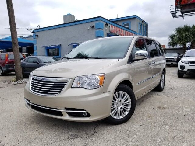 2016 Chrysler Town & Country Touring-L Anniversary Edition Jacksonville FL