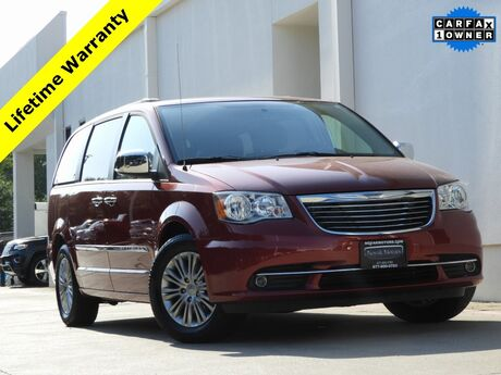 2016 Chrysler Town & Country Touring-L Bedford TX