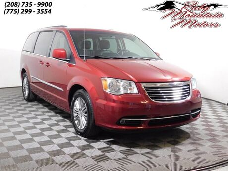 2016 Chrysler Town & Country Touring-L Elko NV