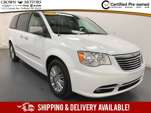 2016 Chrysler Town and Country Touring-L Holland MI