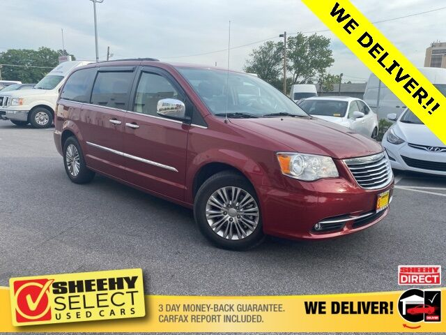 2016 Chrysler Town & Country Touring-L Glen Burnie MD