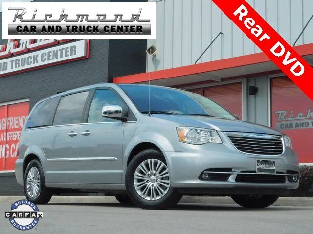 2016 Chrysler Town & Country Touring-L Richmond KY