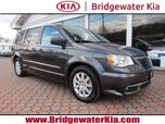 2016 Chrysler Town & Country Touring, Navigation System, Rear-View Camera, DVD Entertainment, Bluetooth Streaming Audio, Leather Trimmed Seats, Power Sliding Rear Doors, Power Liftgate, 17-Inch Alloy Wheels,