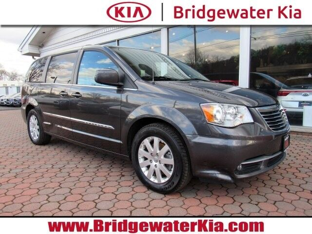 2016 Chrysler Town & Country Touring, Navigation System, Rear-View Camera, DVD Entertainment, Bluetooth Streaming Audio, Leather Trimmed Seats, Power Sliding Rear Doors, Power Liftgate, 17-Inch Alloy Wheels, Bridgewater NJ