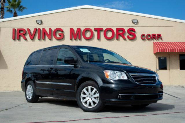 2016_Chrysler_Town & Country_Touring_ San Antonio TX