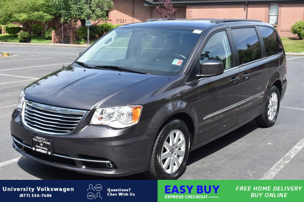 2016 Chrysler Town & Country Touring Seattle WA