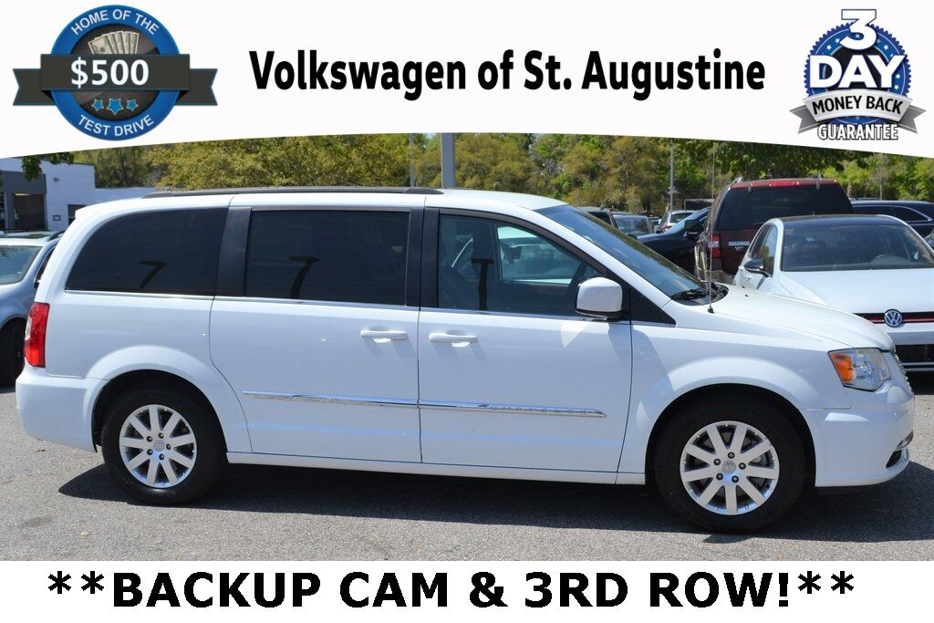 2016 Chrysler Town & Country Touring St. Augustine FL