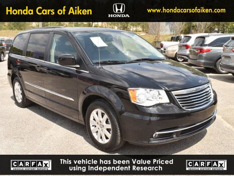 2016_Chrysler_Town & Country_Touring_ Aiken SC
