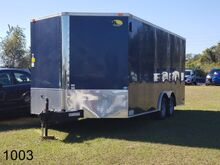 2016_Continental Cargo_Forrest River_Trailer_ Belleview FL