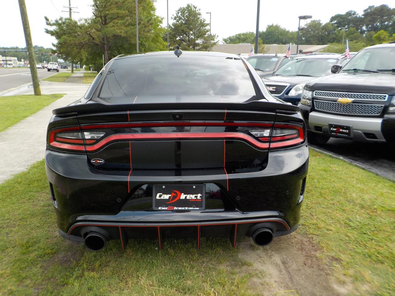 2016 DODGE CHARGER R/T SCAT PACK VENDETTA 392, REMOTE START, TINTED WINDOWS, SUNROOF, BACKUP CAMERA, NAVIGATION! Virginia Beach VA