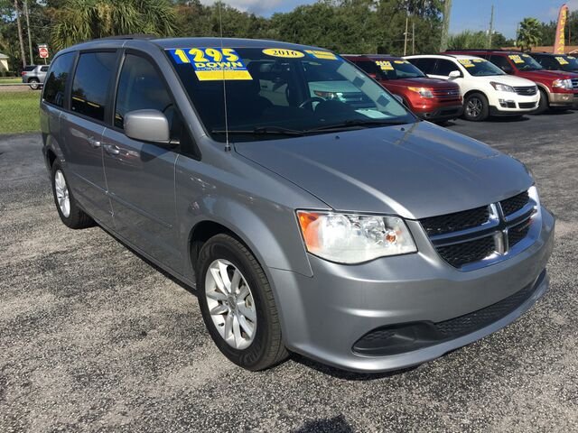 2016 DODGE GRAND CARAVAN  Ocala FL