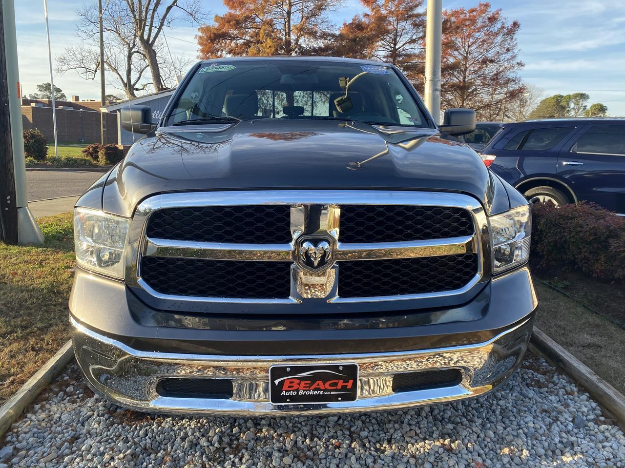 2016 DODGE RAM 1500 SLT QUAD CAB 4X4, WARRANTY, BLUETOOTH, AUX/USB PORT,  SIRIUS RADIO,  TOW PKG! Norfolk VA