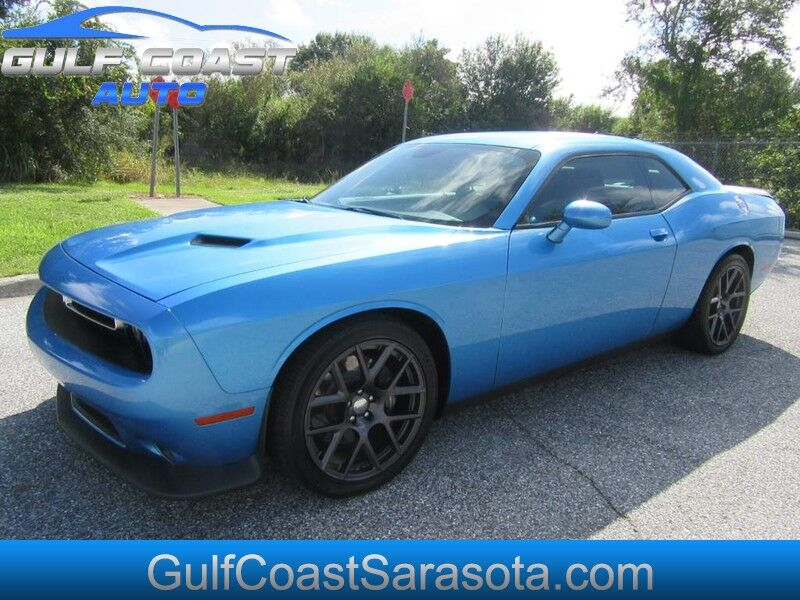 2016 Dodge CHALLENGER R/T SCAT PACK MANUAL LIKE NEW FAST 6.4L SRT HEMI Sarasota FL