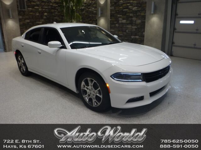 2016 Dodge CHARGER SXT AWD  Hays KS