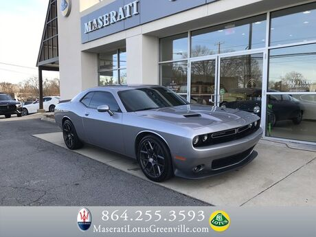 2016 Dodge Challenger 392 Hemi Scat Pack Greenville SC