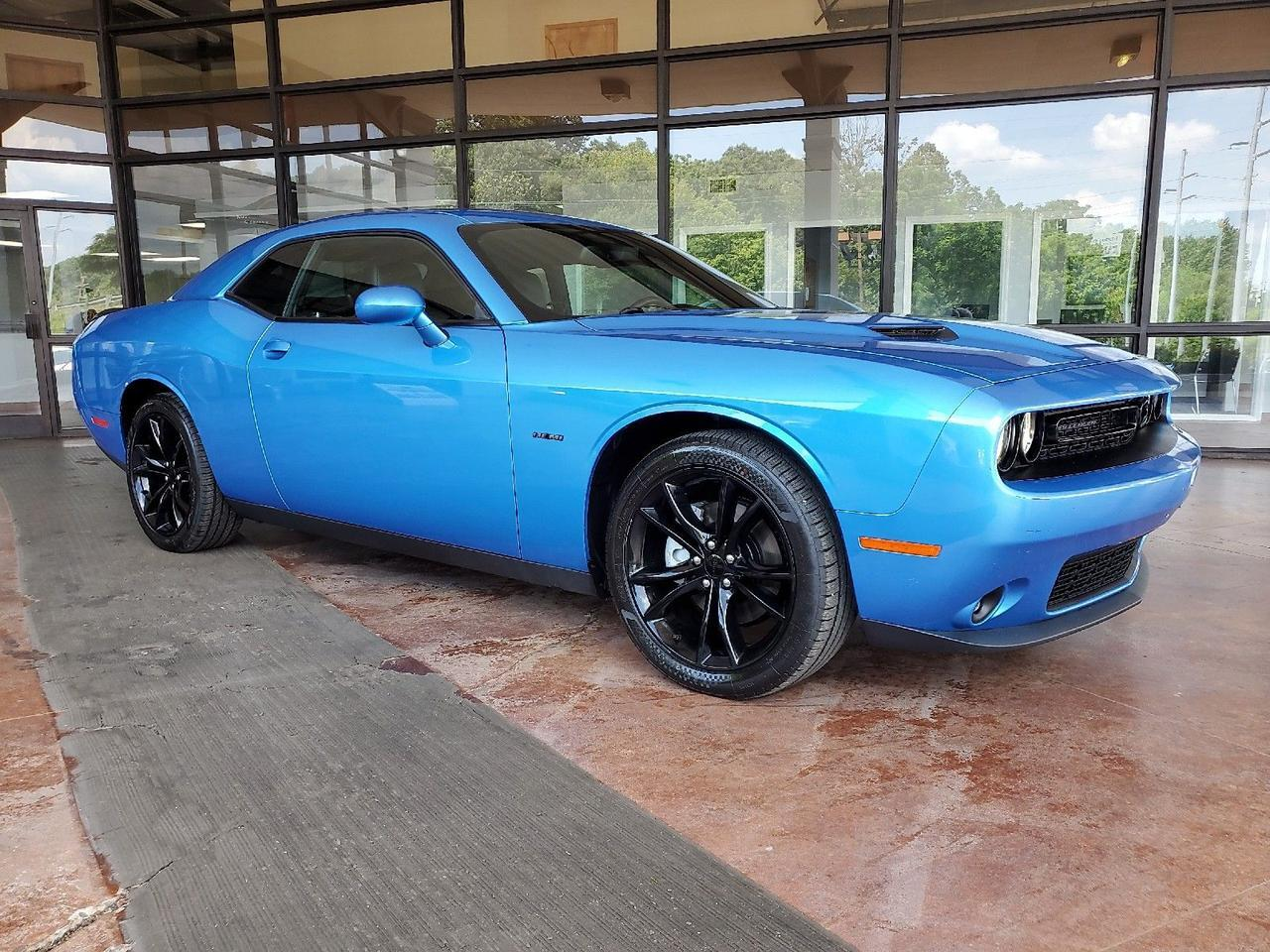 2016 Dodge Challenger B5 Blue R/T Plus R/T Plus Denver NC