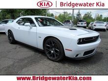 2016_Dodge_Challenger_R/T Coupe, Super Track Package, Navigation, Rear-View Camera, Touch Screen Audio, Front Bucket Seats, Trunk-Lid Spoiler, Performance Steering & Suspension, 5.7L HEMI Engine, 20-Inch Alloy Wheels,_ Bridgewater NJ