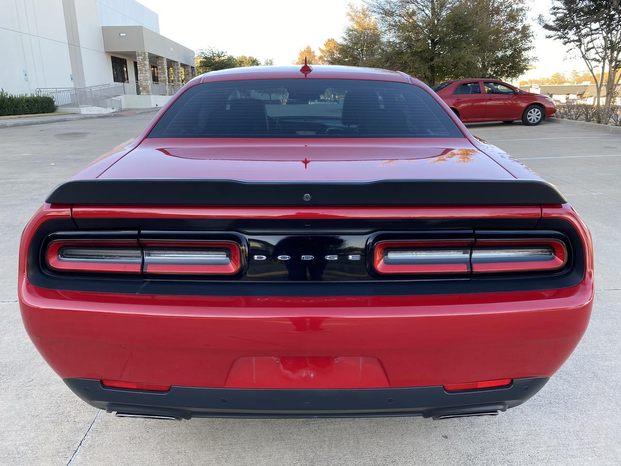 2016 Dodge Challenger R/T Plus Dallas TX