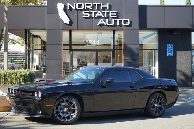 2016_Dodge_Challenger_R/T Plus Shaker_ Walnut Creek CA