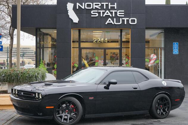 2016_Dodge_Challenger_R/T Plus_ Walnut Creek CA