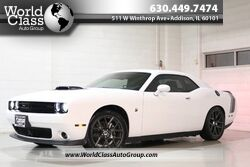 Dodge Challenger R/T Scat Pack - TOO FAST FULLY LOADED & CUSTOMIZED REMOTE ADJUSTABLE AIRLIFT AIR RIDE P3 SYSTEM SUSPENSION DIABLO TUNER JLT ENGINE COVERS BILLET RADIATOR CAP WASHER CAP THROTTLE BODY COVER PRINTED RADIATOR COVER SOLO X CATBACK FRONT EMERGENCY BRAKE A 2016