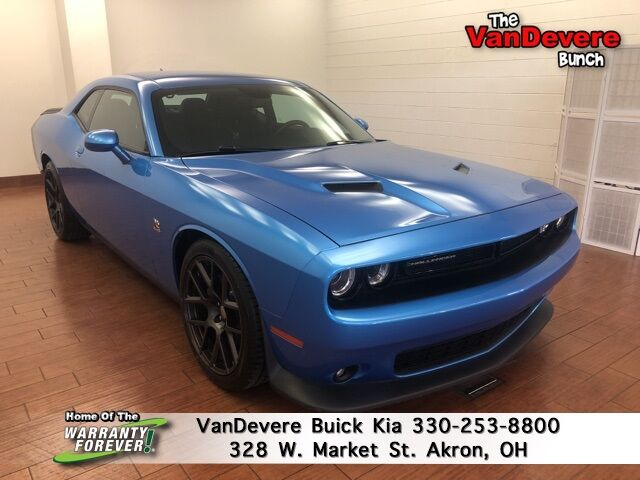 2016 Dodge Challenger R/T Scat Pack Akron OH