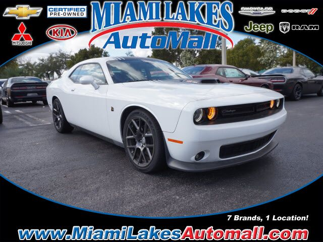 2016 Dodge Challenger R/T Scat Pack Miami Lakes FL