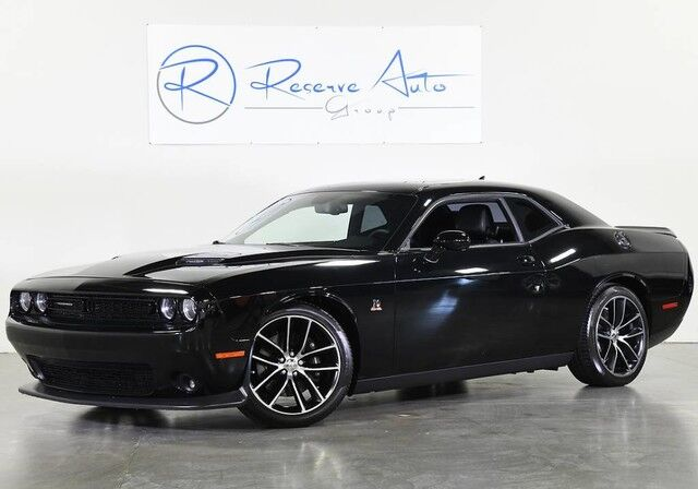 2016 Dodge Challenger R/T Scat Pack Navigation Blind Spot Assist Moonroof The Colony TX