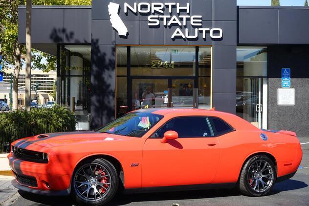 2016_Dodge_Challenger_SRT 392_ Walnut Creek CA