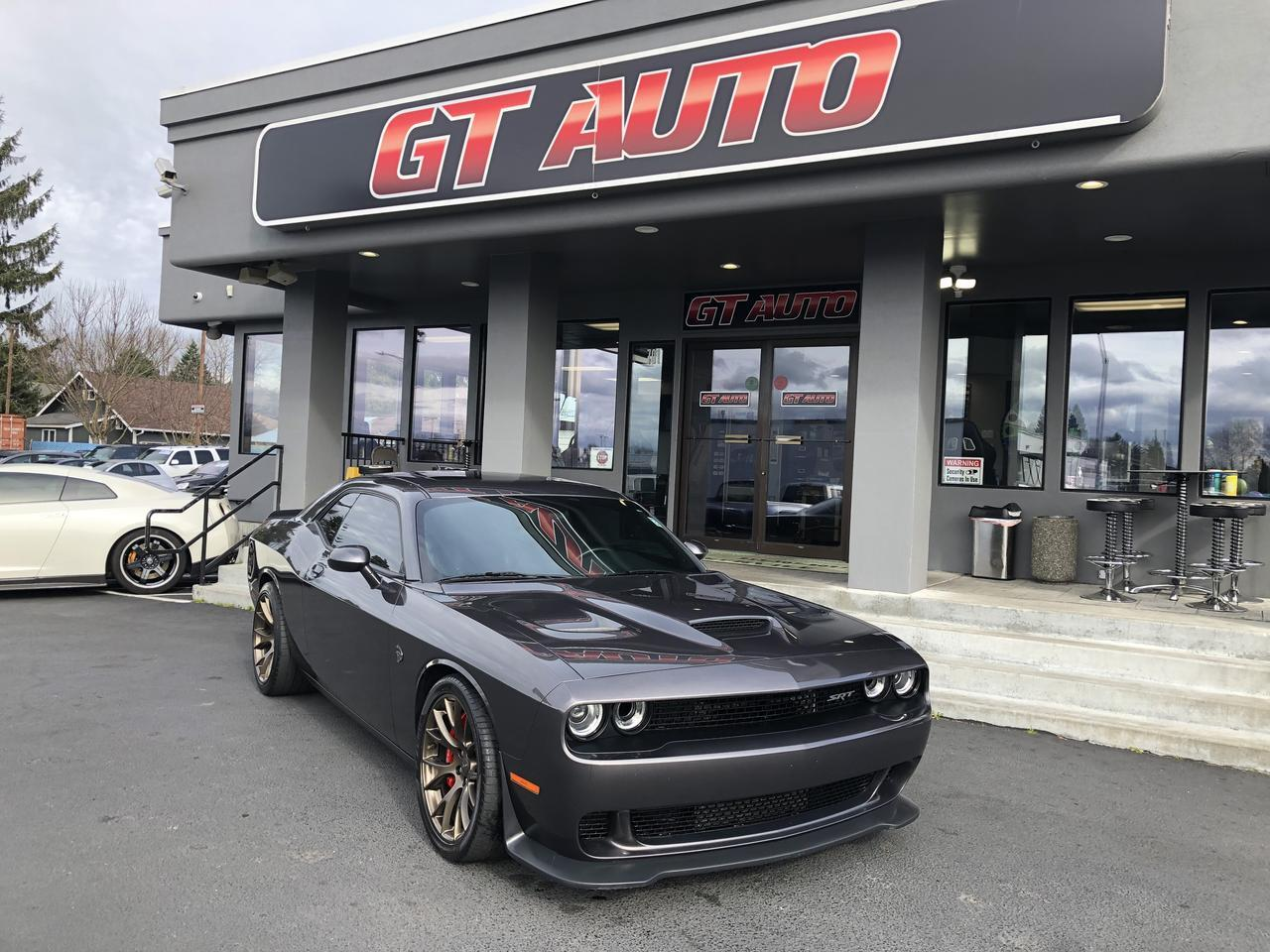2016 Dodge Challenger SRT Hellcat *6 Speed Manual* Puyallup WA