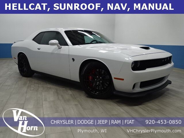 2016 Dodge Challenger SRT Hellcat Plymouth WI