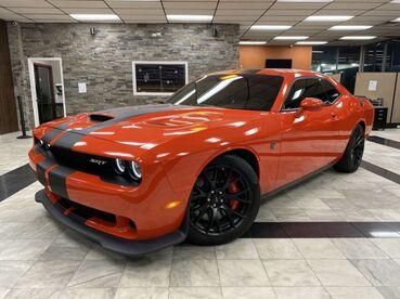 2016_Dodge_Challenger_SRT Hellcat_ Worcester MA