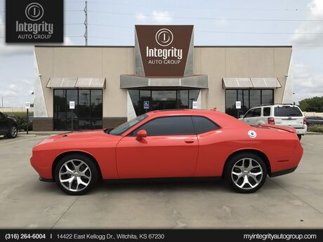 2016 Dodge Challenger SXT Plus Wichita KS