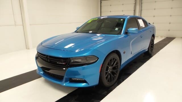 2016 Dodge Charger 4dr Sdn R/T RWD Topeka KS