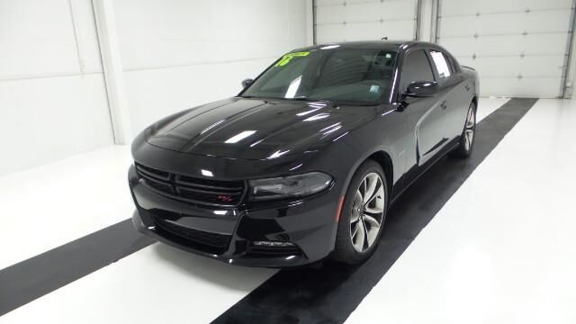 2016 Dodge Charger 4dr Sdn Road/Track RWD Topeka KS