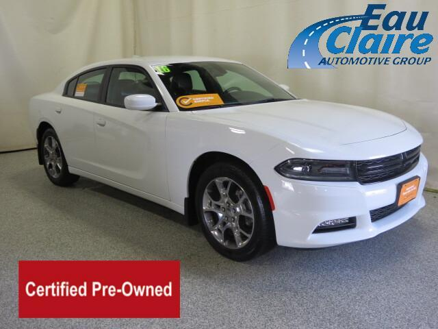 2016 Dodge Charger 4dr Sdn SXT AWD Altoona WI