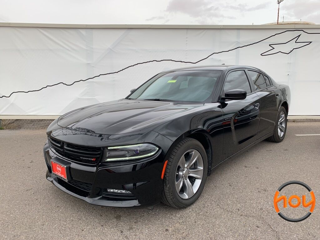used 2016 dodge charger 4dr sdn sxt rwd in el paso tx. Black Bedroom Furniture Sets. Home Design Ideas